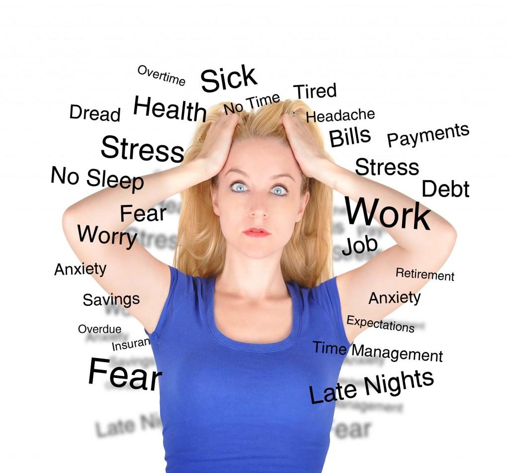 Hoe zorg ik voor minder stress?