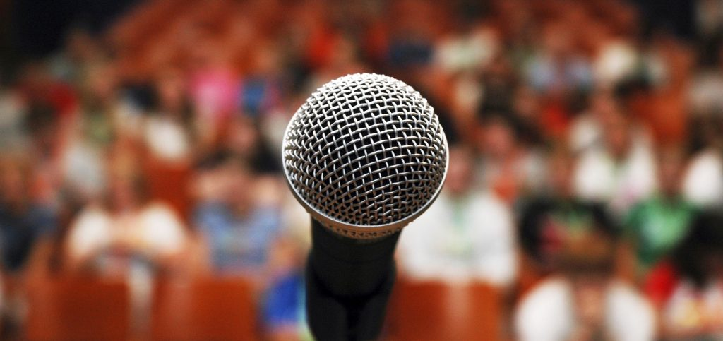 Paniekaanvallen tijdens presenteren overwinnen